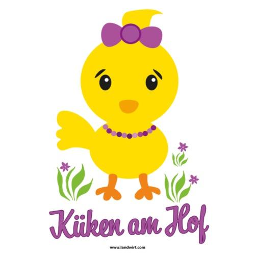 Ostern für kleine Mädchen - Kinder Premium T-Shirt