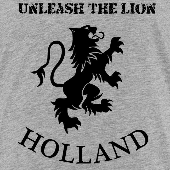 HOLLAND Unleash the LION