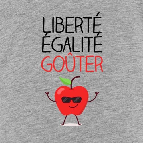 Liberté Égalité Goûter - T-shirt Premium Enfant