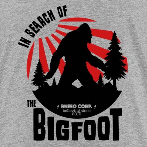 Bigfoot - Premium-T-shirt barn