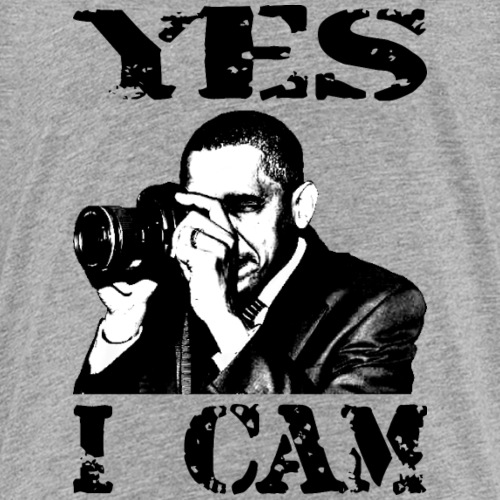 YES I CAM OBAMA - Kinderen Premium T-shirt