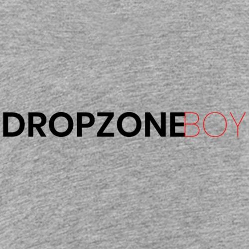 Skydive parachutiste DropZone Boy - T-shirt Premium Enfant