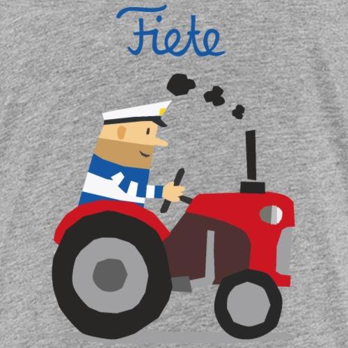 Traktor - Kinder Premium T-Shirt