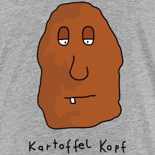 Kartoffel Kopf - Kinder Premium T-Shirt