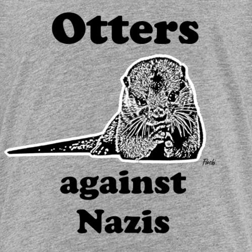 ottersagainstnazis - Kinder Premium T-Shirt