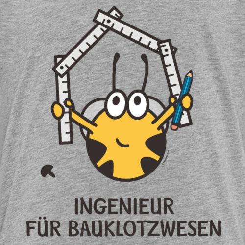 INGENIEUR FÜR BAUKLOTZWESEN - Kinder Premium T-Shirt