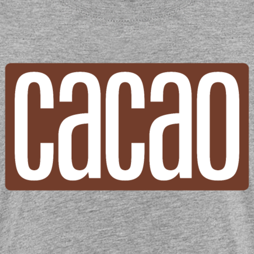 cacao - Kinder Premium T-Shirt