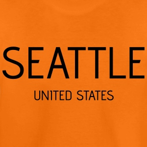 Seattle - Kids' Premium T-Shirt