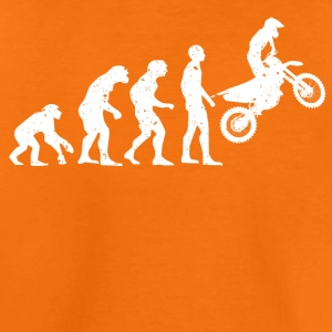 MOTORCYCLE EVOLUTION! - Kids' Premium T-Shirt