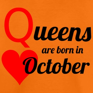 October Queen - Kids' Premium T-Shirt