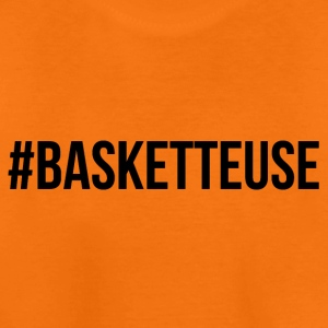 basketteuse - T-shirt Premium Enfant