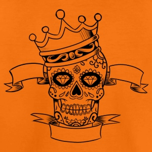 King Skull - Kinder Premium T-Shirt