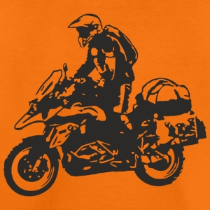 moto sports - Premium-T-shirt barn