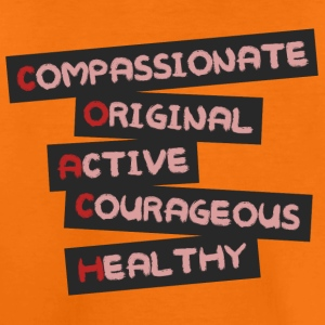 Coach / Trainer: Compassionate, Original, Active, - Kids' Premium T-Shirt