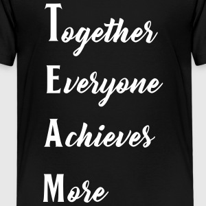 team2 - Kinder Premium T-Shirt