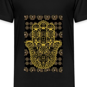 Hand of Fatima - Kids' Premium T-Shirt