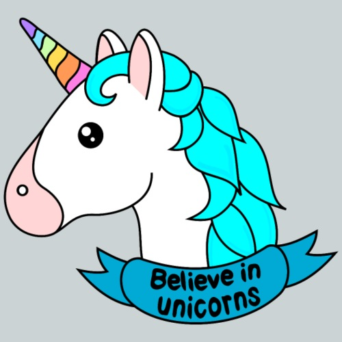 Believe in unicorns - Kids' Premium T-Shirt