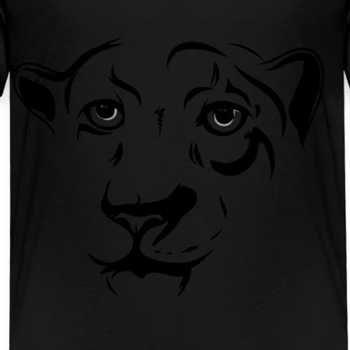 Leopardo - Camiseta premium niño