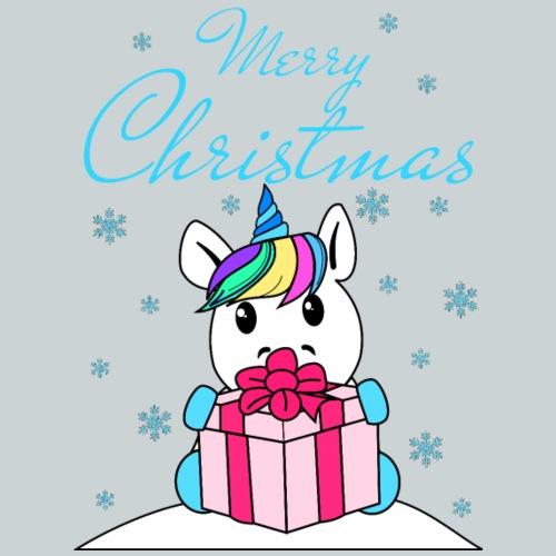 Christmas Unicorn - Kids' Premium T-Shirt