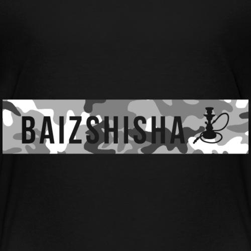 Grau Camouflage - Kinder Premium T-Shirt