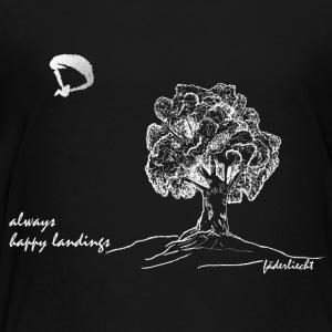 Always Happy Landings - Kinder Premium T-Shirt