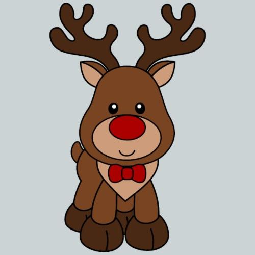 Christmas reindeer - Kids' Premium T-Shirt