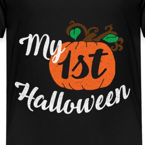 My 1st Halloween - Kinder Premium T-Shirt