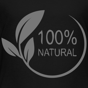 100natural - Kids' Premium T-Shirt