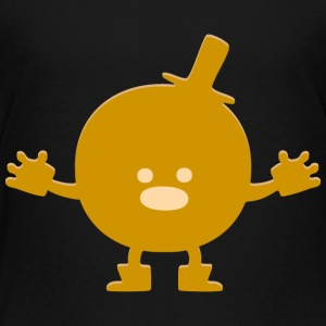 Humpty Dumpty Monster - Kinderen Premium T-shirt
