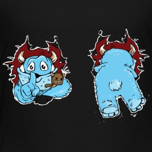 Gentil Monster - Kinderen Premium T-shirt