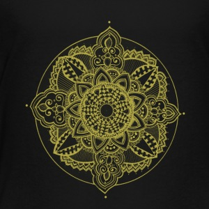 Golden Zendala - T-shirt Premium Enfant
