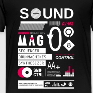 sound control - Kids' Premium T-Shirt