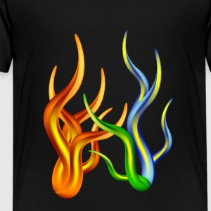 Abstract decoration - Kids' Premium T-Shirt