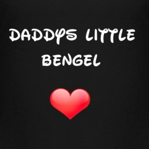 Daddys little Bengel - Kinder Premium T-Shirt