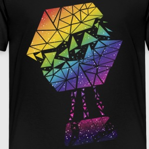 Cracked Triangle - Kinder Premium T-Shirt