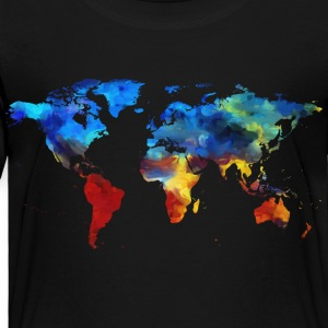 Colorful world - Kids' Premium T-Shirt