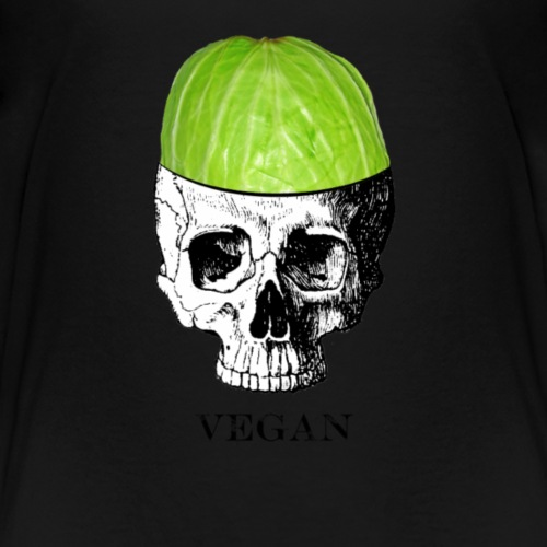 Vegan Brains - Kids' Premium T-Shirt