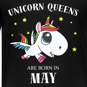 Unicorn queens May - Kids' Premium T-Shirt