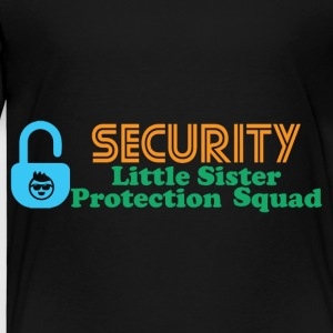 BIG BORTHER SECURITY - Kids' Premium T-Shirt