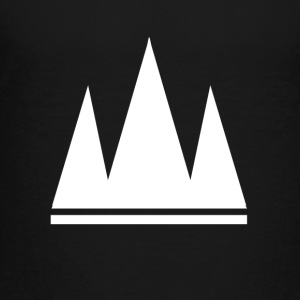 Crown !! - Premium-T-shirt barn