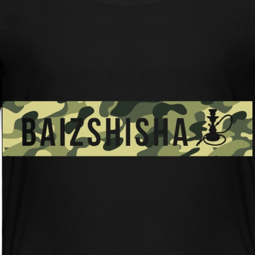 Camouflage Design - Kinder Premium T-Shirt