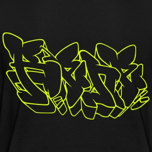 "Graffiti Name ""Rene"" AllroundDesigns - Kids' Premium T-Shirt"