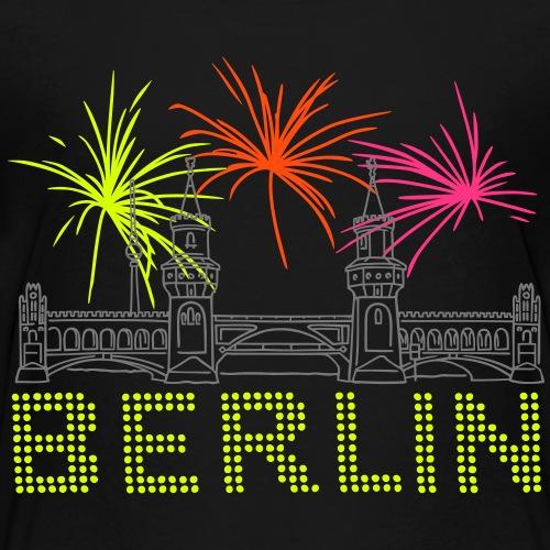 Oberbaumbrücke a Berlino - Maglietta Premium per bambini