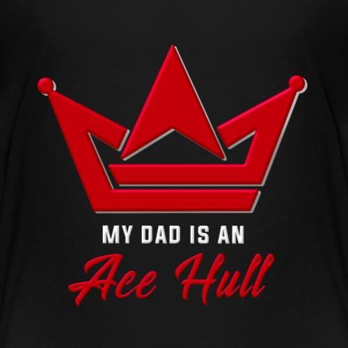 dad ace - Kids' Premium T-Shirt