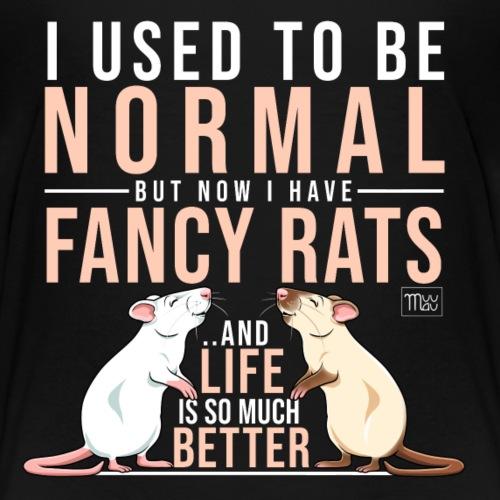 Rats Normal V - Lasten premium t-paita