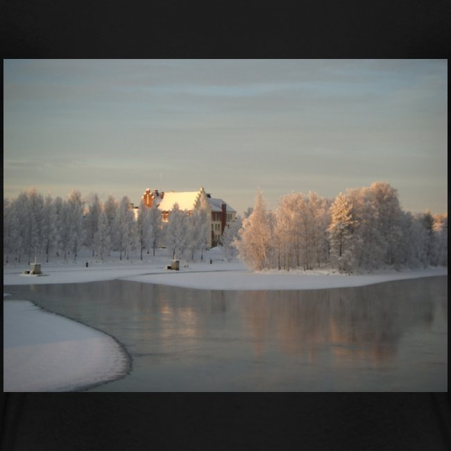Talvinen Joensuu