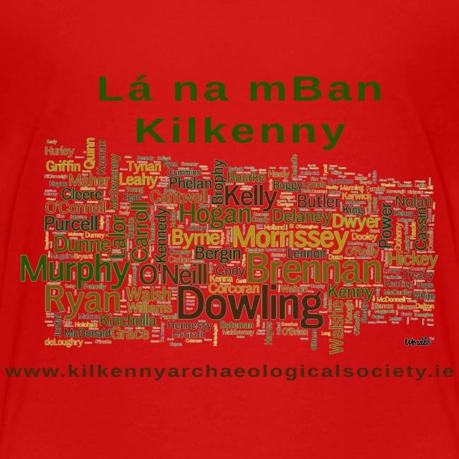 Lá na mban Kilkenny Wordle