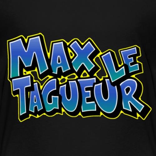Graffiti Personnalisé By Maxletagueur.com - T-shirt Premium Enfant