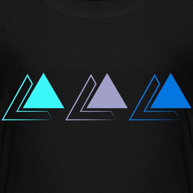 triple pyramide