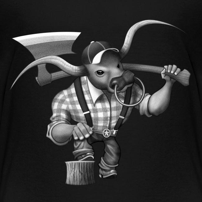 Bull Lumberjack
